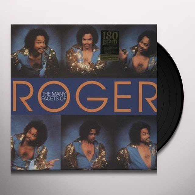 MANY FACETS OF ROGER Vinyl Record