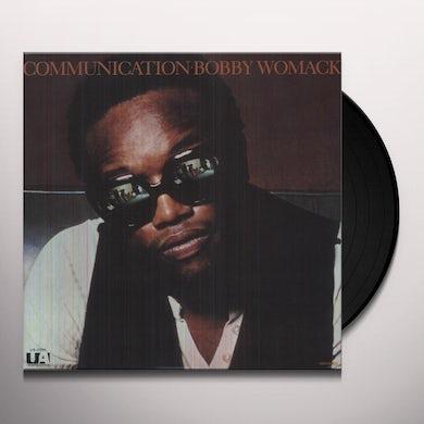 Bobby Womack COMMUNICATION Vinyl Record