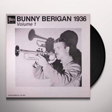 Bunny Berigan 1936 VOL.1 Vinyl Record