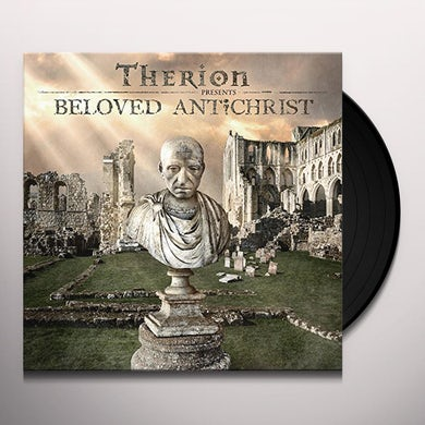Therion BELOVED ANTICHRIST Vinyl Record