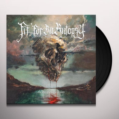 Fit For An Autopsy SEA OF TRAGIC BEASTS Vinyl Record