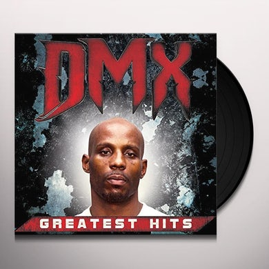 Dmx GREATEST HITS Vinyl Record