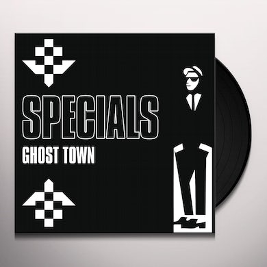 The Specials Ghost Town Vinyl Record