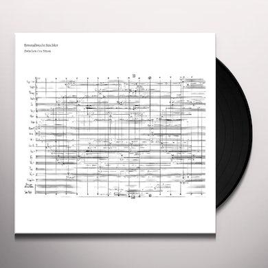 Ernstalbrecht Stiebler ZWISCHEN DEN TONEN Vinyl Record