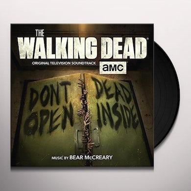 Bear McCreary WALKING DEAD - Original Soundtrack Vinyl Record