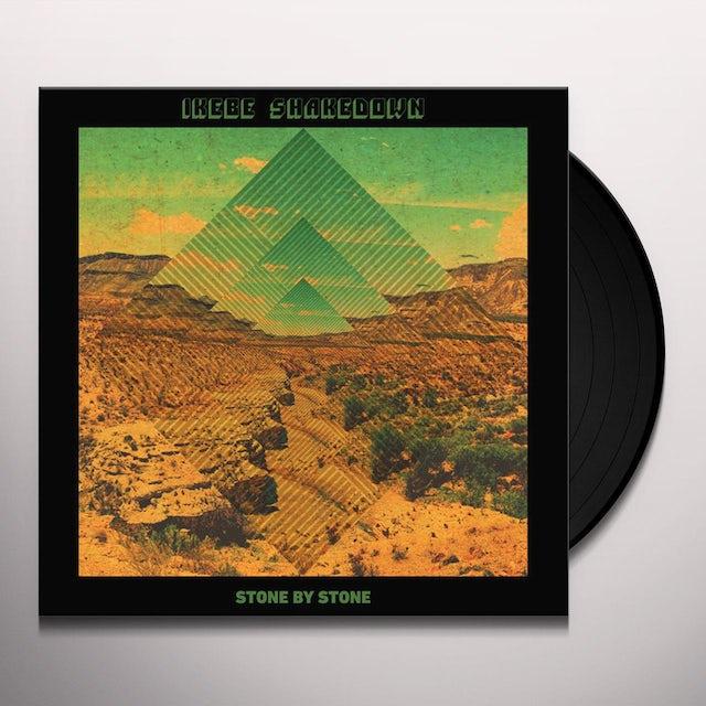 Ikebe Shakedown STONE BY STONE Vinyl Record
