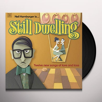 Neil Hamburger STILL DWELLING Vinyl Record
