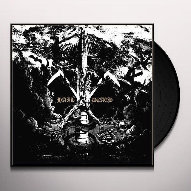 Black Anvil HAIL DEATH Vinyl Record