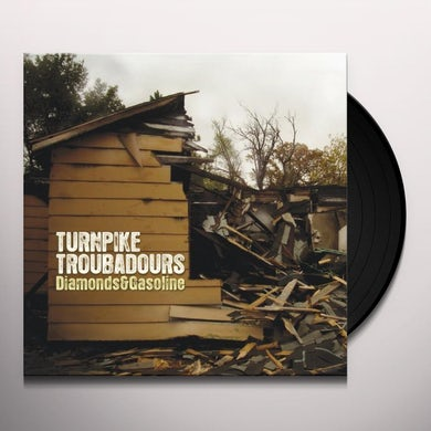 Turnpike Troubadours DIAMONDS & GASOLINE Vinyl Record