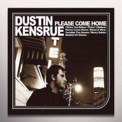 Dustin Kensrue PLEASE COME HOME Vinyl Record