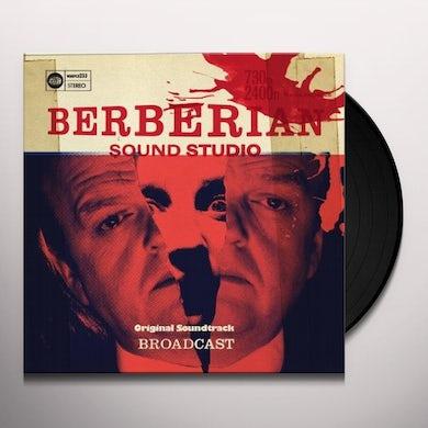 Broadcast BERBERIAN SOUND STUDIO Vinyl Record