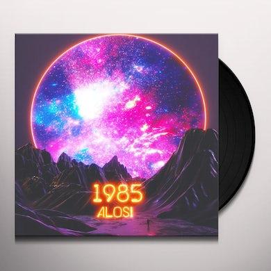 Aloisi 1985 Vinyl Record