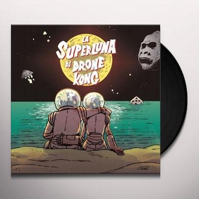 Fabrizio Lavoro LA SUPERLUNA DI DRONE KONG Vinyl Record