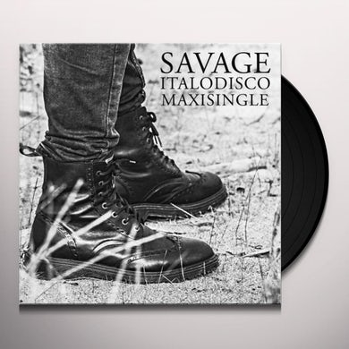 Savage ITALODISCO Vinyl Record