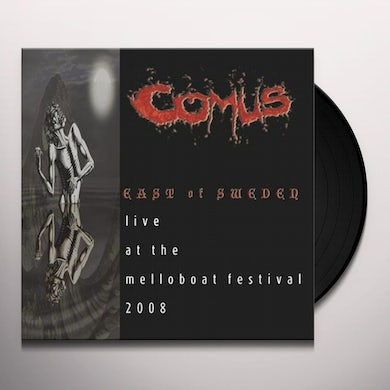 Comus EAST OF SWEDEN Vinyl Record