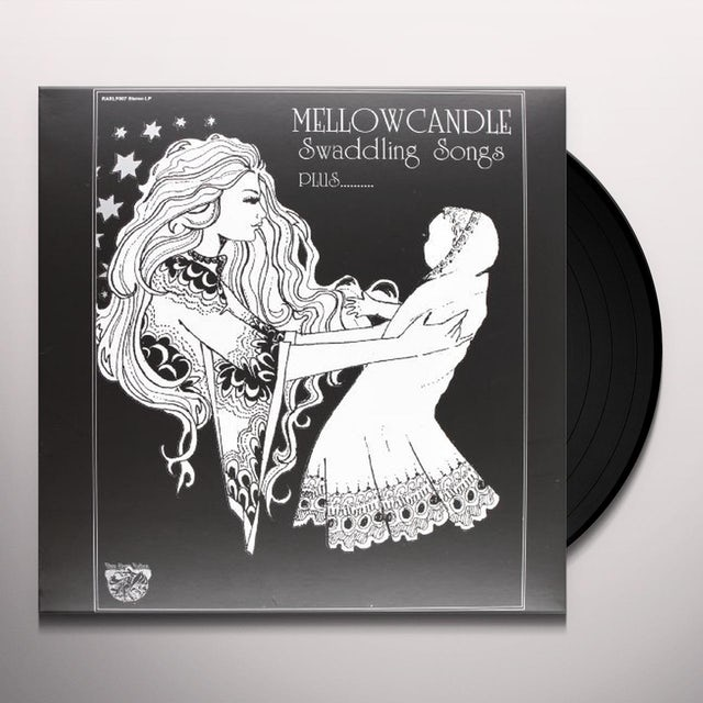 Mellow Candle SWADDLING SONGS PLUS Vinyl Record - UK Release