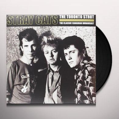 Stray Cats TORONTO STRUT Vinyl Record