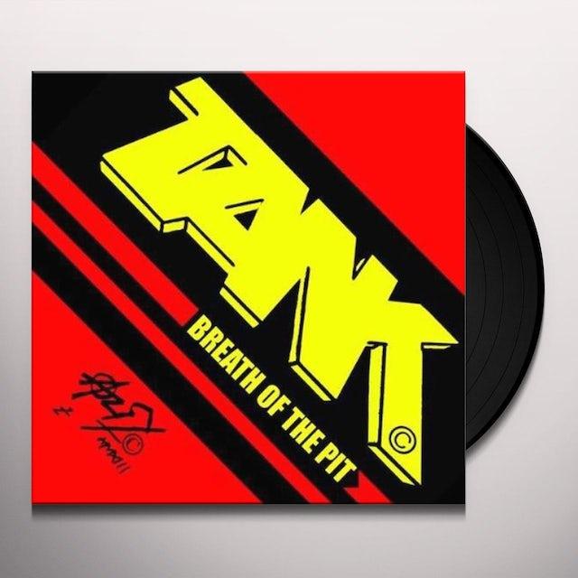 Tank BREATH OF THE PIT Vinyl Record