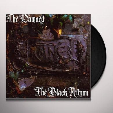 The Damned BLACK ALBUM Vinyl Record