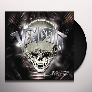 Vendetta HATE Vinyl Record