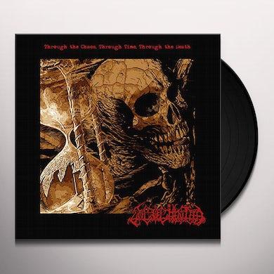Ungoliantha THROUGH THE CHAOS THROUGH TIME THROUGH THE DEATH Vinyl Record