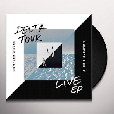 Mumford & Sons Delta Tour Ep Vinyl Record