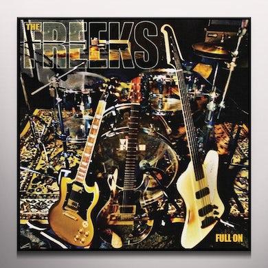 Freeks FULL ON Vinyl Record