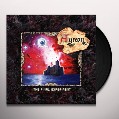 Ayreon FINAL EXPERIMENT Vinyl Record