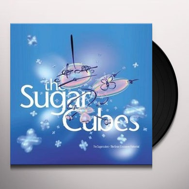 Sugarcubes GREAT CROSSOVER POTENTIAL: DIRECT METAL MASTER Vinyl Record