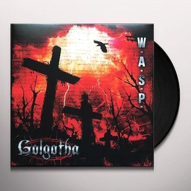 W.A.S.P GOLGOTHA Vinyl Record