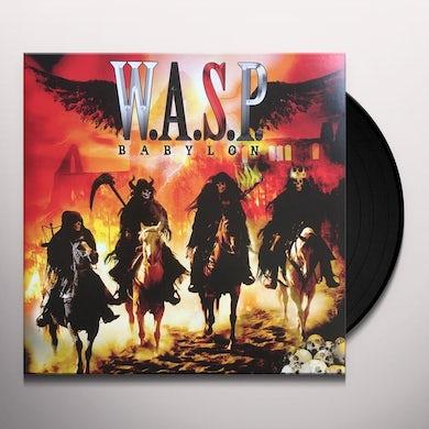 W.A.S.P BABYLON Vinyl Record