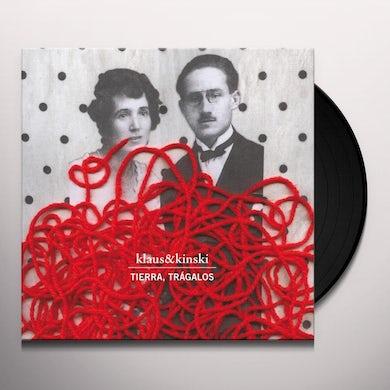 Klaus & Kinski TIERRA TRAGALOS (EDICION 10TH ANIVERSARIO) Vinyl Record