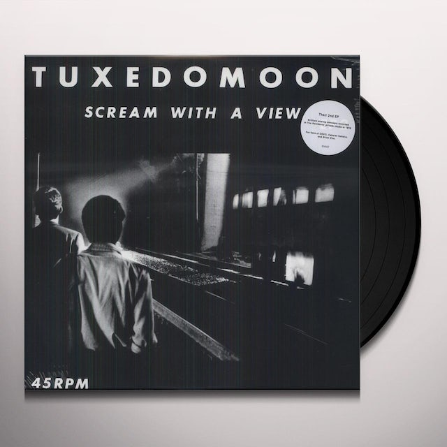 Tuxedomoon Scream With A View Vinyl Record