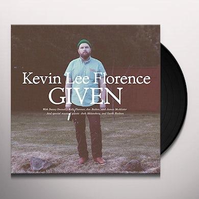 GIVEN Vinyl Record