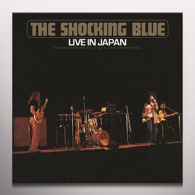 Shocking Blue LIVE IN JAPAN Vinyl Record
