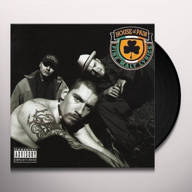 House Of Pain FINE MALT LYRICS) Vinyl Record