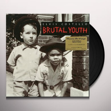 BRUTAL YOUTH Vinyl Record