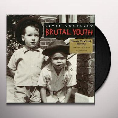Elvis Costello BRUTAL YOUTH Vinyl Record