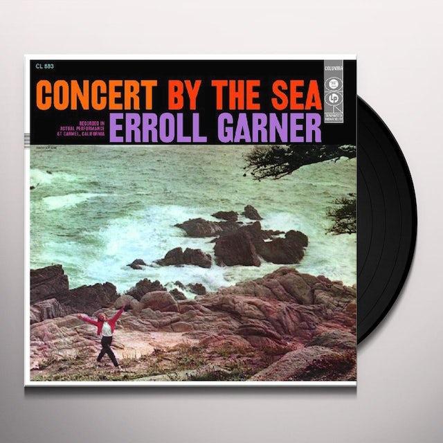 Erroll Garner CONCERT BY THE SEA Vinyl Record - Holland Release