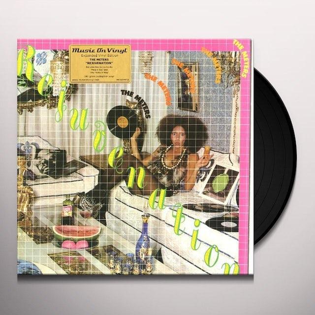 Meters REJUVENATION Vinyl Record