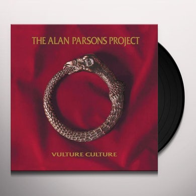 Alan Parsons VULTURE CULTURE Vinyl Record