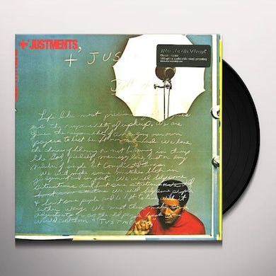 Bill Withers JUSTMENTS Vinyl Record