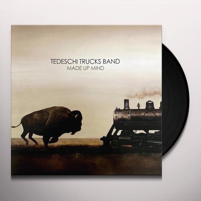 Tedeschi Trucks Band MADE UP MIND Vinyl Record