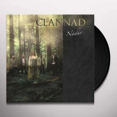Clannad NADUR Vinyl Record