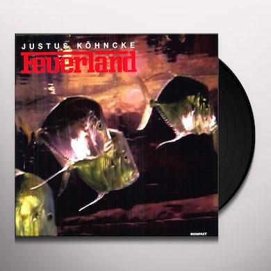 Justus Köhncke FEUERLAND Vinyl Record