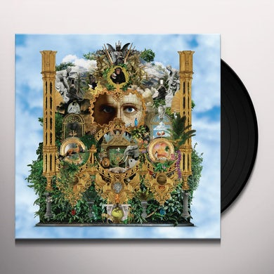 Superpitcher GOLDEN RAVEDAYS 6 Vinyl Record
