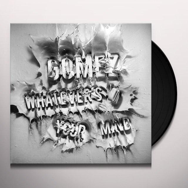 Gomez WHATEVERS ON YOUR MIND Vinyl Record