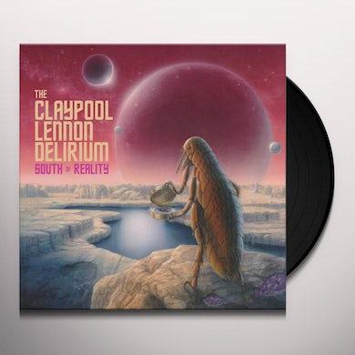 The Claypool Lennon Delirium SOUTH OF REALITY Vinyl Record
