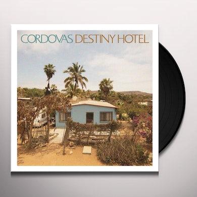 Cordovas Destiny Hotel (LP) (Gold) Vinyl Record