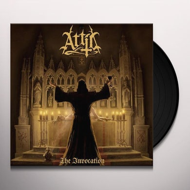 Attic INVOCATION Vinyl Record